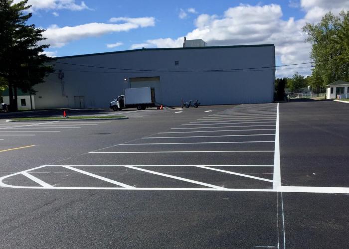 Marquage - LEGD et Parc Équestre Blainville